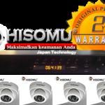 Paketan CCTV SONY EFFIO 1/3