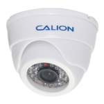Calion CAL-5160 Dome IR Camera CCTV