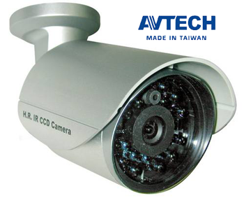 IR Camera Avtech KPC-138 ZEP Outdoor Type
