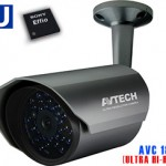 Ultra High Resolution Camera AVTECH AVC 189
