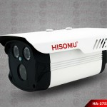 Outdoor Camera Hisomu HA-2755AM SONY CCD 700 TVL