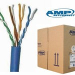 Kabel UTP CAT 6E AMP